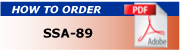 how to order ssa