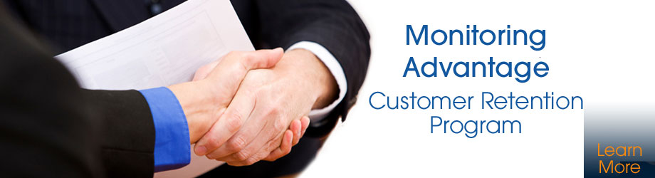 Monitoring Advantage – Customer Retention Services